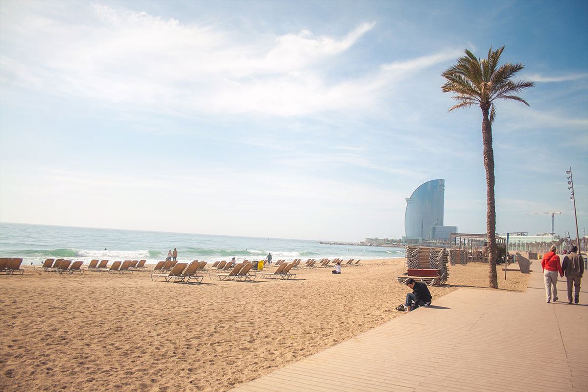 Barcelona 2018 (with Photos Top 20 Places to Stay in) Barcelona spain beaches photos